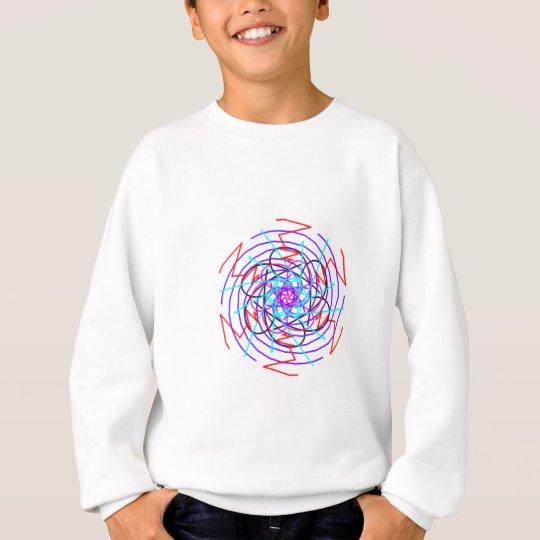 Kaleidoscope Design #1 Sweatshirt