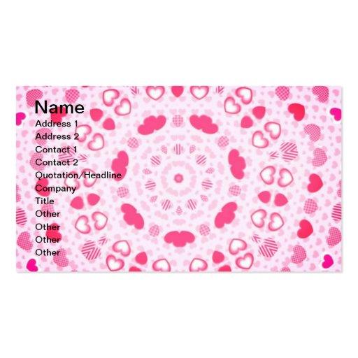 Kaleidoscope Design Business Cards