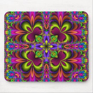 Kaleidoscope Design FE1 Mouse Pad
