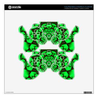 Kaleidoscope Design GK4 Decal For PS3 Controller