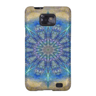 """Kaleidoscope"" design image Samsung Galaxy S2 Cases"