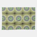 Kaleidoscope design image hand towel