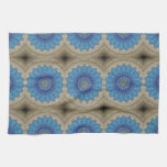 Kaleidoscope design image kitchen towels