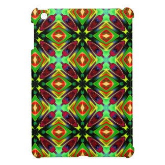 Kaleidoscope Design iPad Mini Case