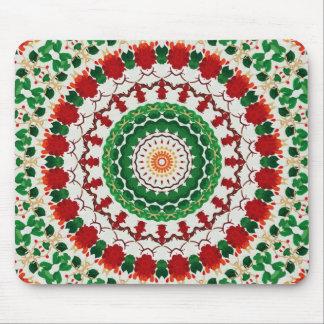 Kaleidoscope Design Mousepad Mouse Pad