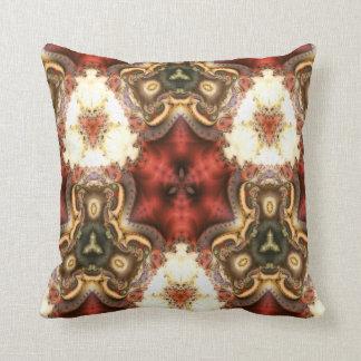 Kaleidoscope Design No 1028 Pillow