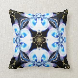 Kaleidoscope Design No 1189 Throw Pillow