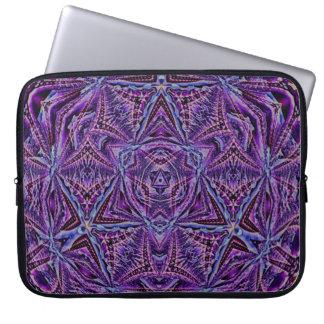 Kaleidoscope Design No 1237 Laptop Sleeves