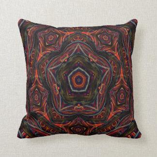 Kaleidoscope Design No 1260 Pillows