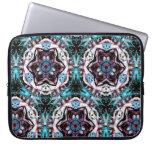 Kaleidoscope Design No 1263 Computer Sleeves
