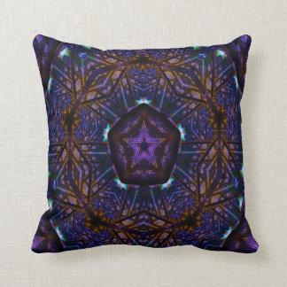 Kaleidoscope Design No 1268 Pillow