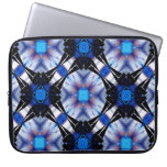 Kaleidoscope Design No 1273 Laptop Sleeves