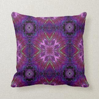 Kaleidoscope Design No 884 Pillows