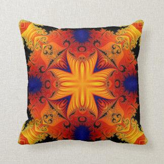Kaleidoscope Design No FF17 Throw Pillows