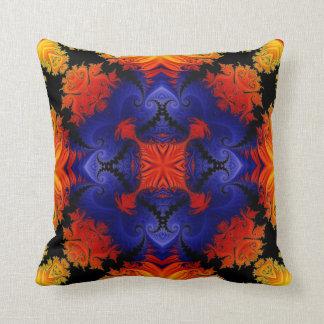 Kaleidoscope Design No FF20 Throw Pillows