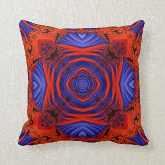 Kaleidoscope Design No FF28 Pillow