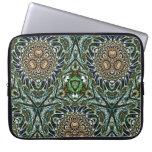 Kaleidoscope Design No K012 Laptop Sleeves