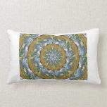 Kaleidoscope Design Pillow