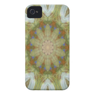 Kaleidoscope design product image-made with love Case-Mate iPhone 4 cases