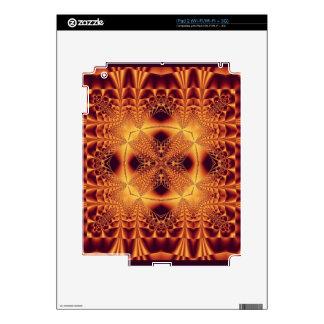 Kaleidoscope Design SG3 Skin For iPad 2
