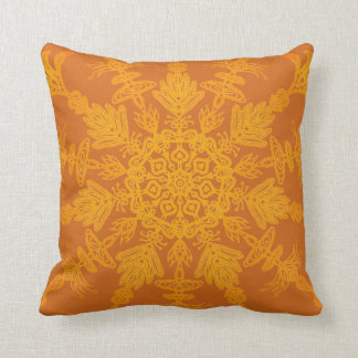 Kaleidoscope Design Throw Pillow