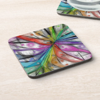 Kaleidoscope Dragonfly Coaster