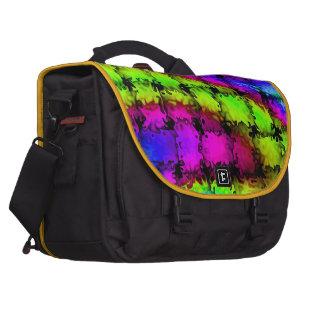 Kaleidoscope Dream Laptop Messenger Bag