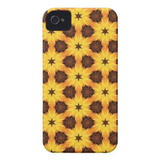 Kaleidoscope Dreams Sunflower Sojourn Case-Mate iPhone 4 Case