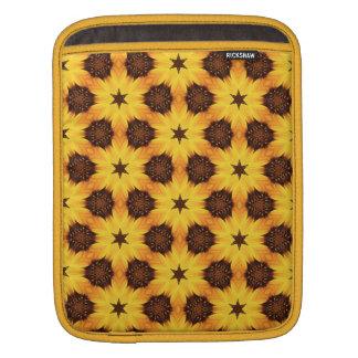 Kaleidoscope Dreams Sunflower Sojourn iPad Sleeve