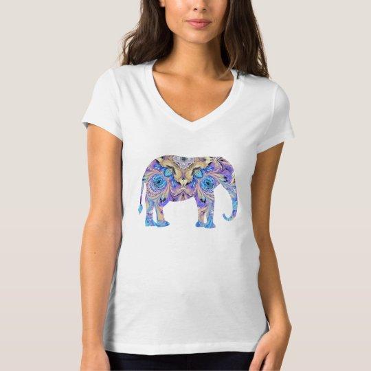 Kaleidoscope Elephant Shirt