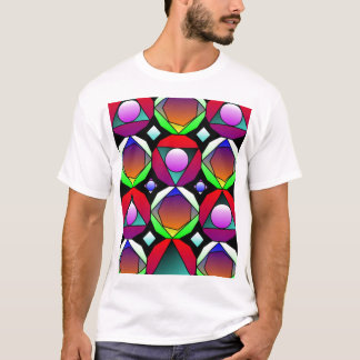 Kaleidoscope Explosion T-Shirt