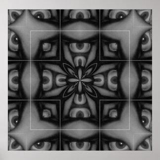 Kaleidoscope Eye IV Poster