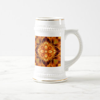 Kaleidoscope Fire Mug