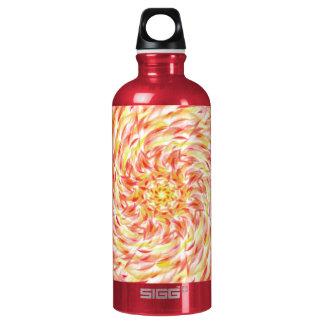 Kaleidoscope Fire Water Bottle