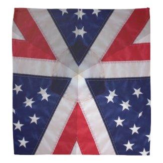 Kaleidoscope Flag Bandana