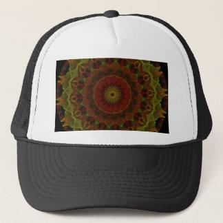 Kaleidoscope Fractal 140 Trucker Hat