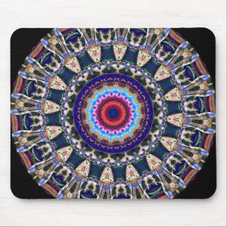 Kaleidoscope Fractal 192 Mouse Pad