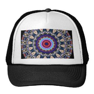 Kaleidoscope Fractal 192 Trucker Hat