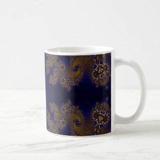 Kaleidoscope Fractal 266 Coffee Mug