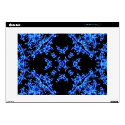 Kaleidoscope Fractal 300 Laptop Skins