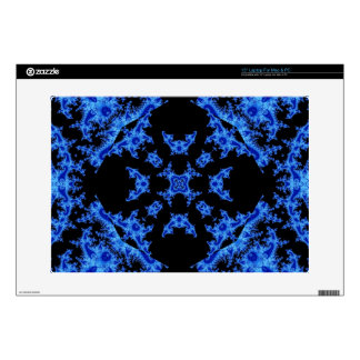 Kaleidoscope Fractal 300 Laptop Decal