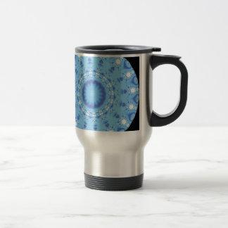 Kaleidoscope Fractal 305 Coffee Mugs