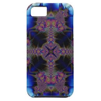 Kaleidoscope Fractal 318 iPhone SE/5/5s Case