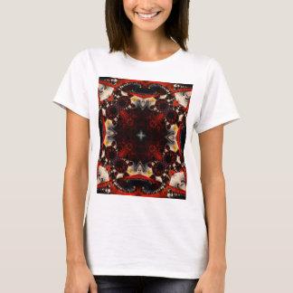 Kaleidoscope Fractal 357 T-Shirt