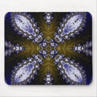 Kaleidoscope Fractal 360 Mouse Pad
