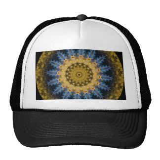 Kaleidoscope Fractal 383 Trucker Hat