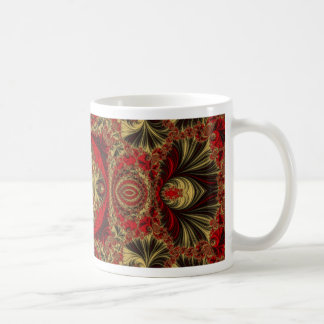 Kaleidoscope Fractal 401 Coffee Mug