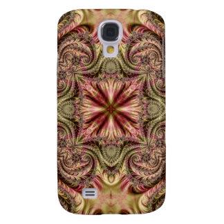 Kaleidoscope Fractal 405 Samsung Galaxy S4 Case