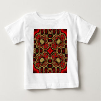 Kaleidoscope Fractal 411 Baby T-Shirt