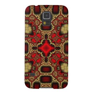 Kaleidoscope Fractal 411 Cases For Galaxy S5